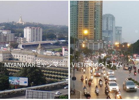 外国人採用 ベトナム ミャンマー